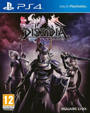 Copertina Dissidia: Final Fantasy NT - PS4