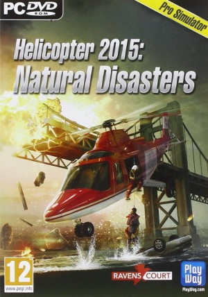 Copertina Helicopter 2015: Natural Disasters - PC