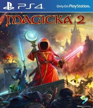 Copertina Magicka 2 - PS4