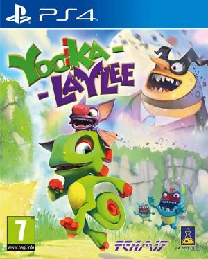 Copertina Yooka-Laylee - PS4