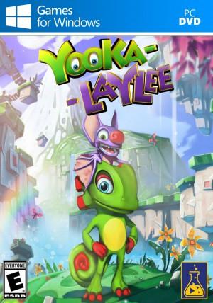 Copertina Yooka-Laylee - PC