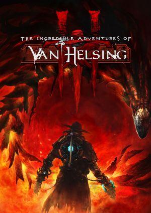 Copertina The Incredible Adventures of Van Helsing III - PC