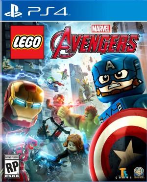 Copertina LEGO Marvel's Avengers - PS4