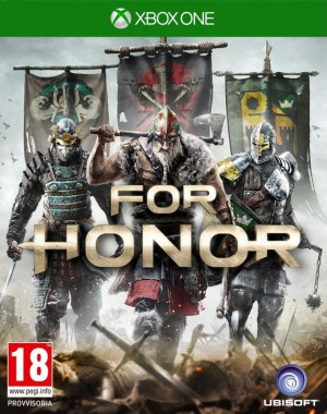 Copertina For Honor - Xbox One