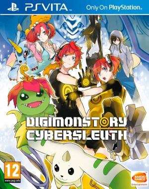 Copertina Digimon Story: Cyber Sleuth - PS Vita
