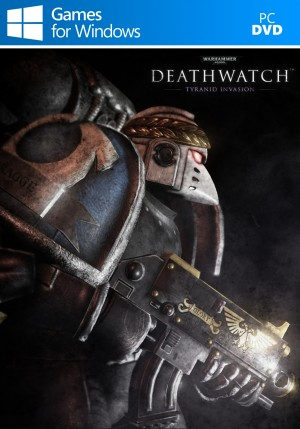 Copertina Warhammer 40.000: Deathwatch - Tyranid Invasion - PC