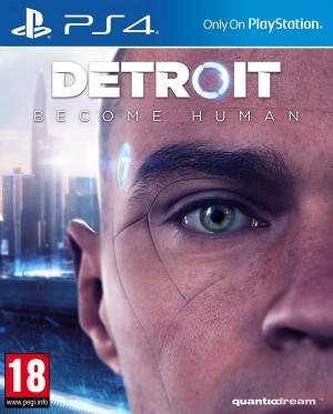 Copertina Detroit Become Human - PS4