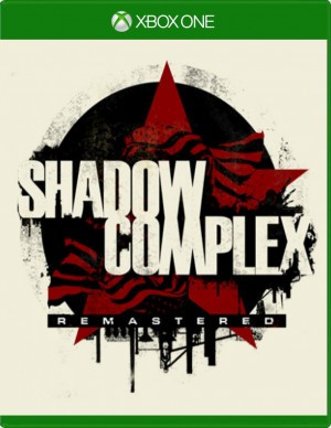 Copertina Shadow Complex Remastered - Xbox One