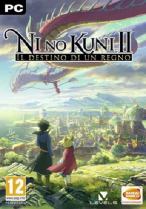 Copertina Ni No Kuni II: Il Destino di un Regno - PC