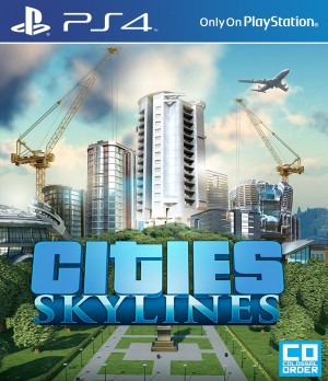 Copertina Cities: Skylines - PS4