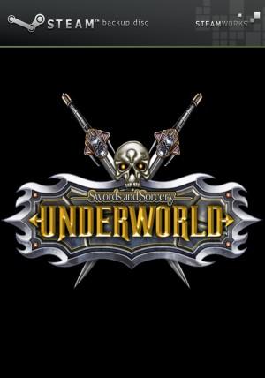 Copertina Swords and Sorcery - Underworld - Definitive Edition - PC
