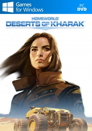 Copertina Homeworld: Deserts of Kharak - PC