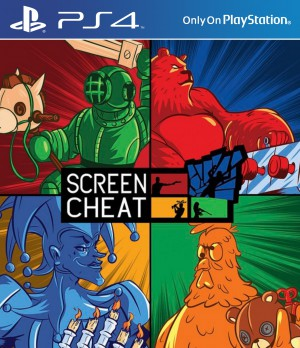 Copertina Screencheat - PS4