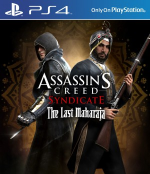 Copertina Assassin's Creed Syndicate - L'Ultimo Maharaja DLC - PS4