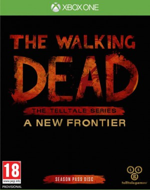 Copertina The Walking Dead Stagione 3 - Xbox One