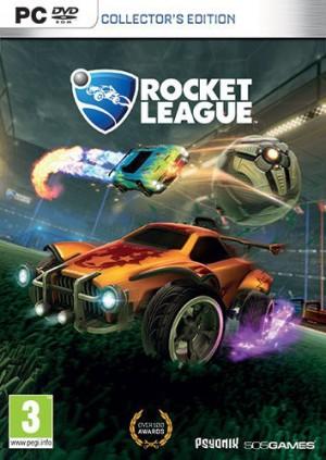 Copertina Rocket League - Collector's Edition - PC