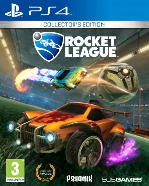 Copertina Rocket League - Collector's Edition - PS4