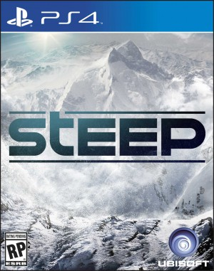 Copertina Steep - PS4
