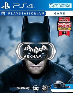 Copertina Batman: Arkham VR - PS4