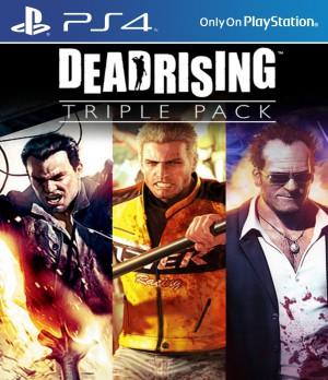 Copertina Dead Rising Triple Pack - PS4