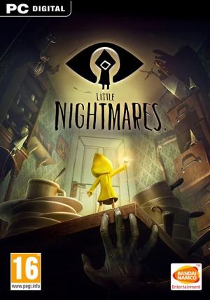 Copertina Little Nightmares - PC