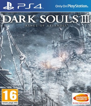 Copertina Dark Souls III - Ashes of Ariandel - PS4