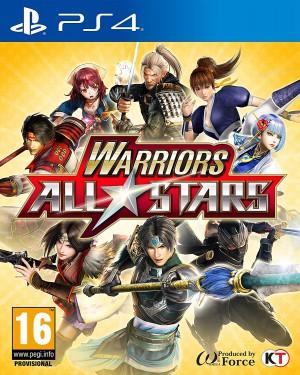 Copertina Warriors All-Stars - PS4