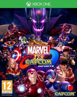 Copertina Marvel vs Capcom Infinite - Xbox One
