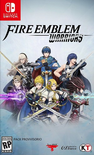 Copertina Fire Emblem Warriors - Switch