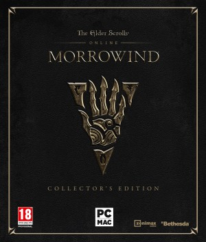 Copertina The Elder Scrolls Online: Morrowind - PC