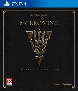 Copertina The Elder Scrolls Online: Morrowind - PS4
