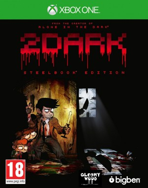 Copertina 2Dark - Xbox One