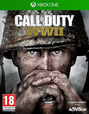 Copertina Call of Duty: WWII - Xbox One