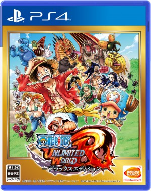 Copertina One Piece: Unlimited World Red - Deluxe Edition - PS4