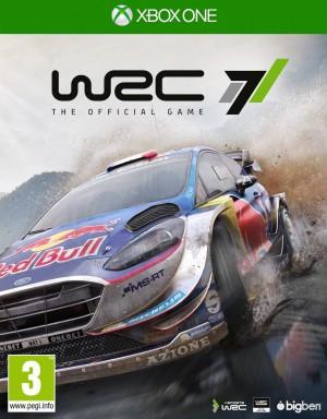 Copertina WRC 7 - Xbox One