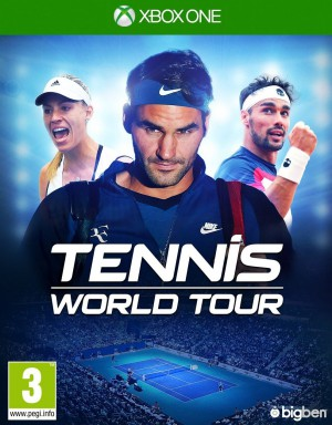 Copertina Tennis World Tour - Xbox One