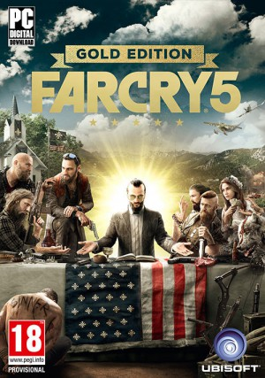 Copertina Far Cry 5 - PC