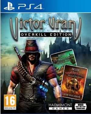 Copertina Victor Vran: Overkill Edition - PS4