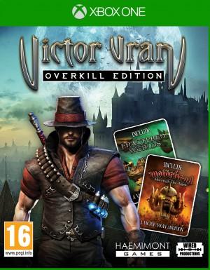 Copertina Victor Vran: Overkill Edition - Xbox One