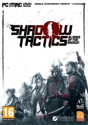 Copertina Shadow Tactics: Blades of the Shogun - PC