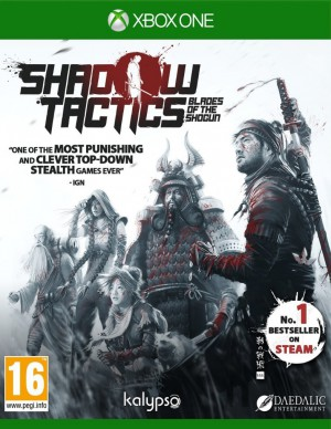 Copertina Shadow Tactics: Blades of the Shogun - Xbox One