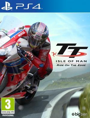 Copertina TT Isle of Man - PS4