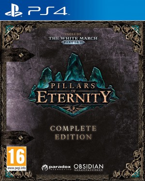 Copertina Pillars of Eternity: Complete Edition - PS4