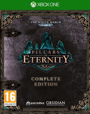Copertina Pillars of Eternity: Complete Edition - Xbox One