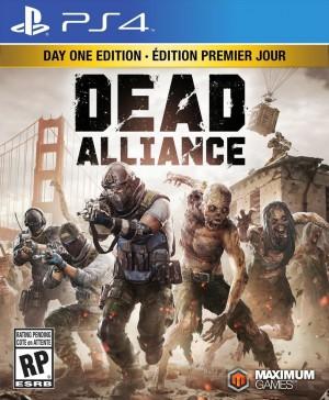 Copertina Dead Alliance - PS4