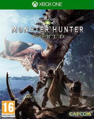Copertina Monster Hunter World - Xbox One
