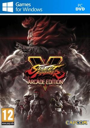 Copertina Street Fighter V Arcade Edition - PC