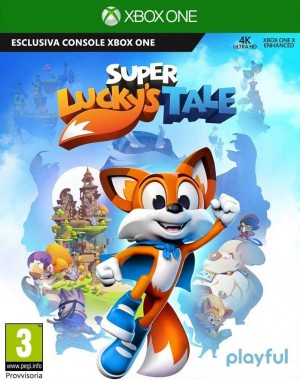 Copertina Super Lucky's Tale - Xbox One
