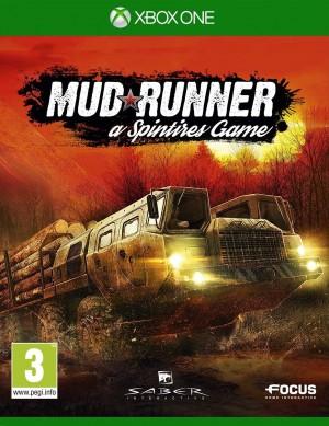 Copertina Spintires MudRunner - Xbox One