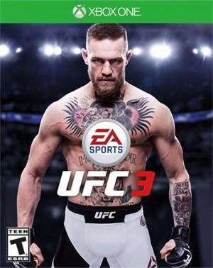 Copertina EA Sports UFC 3 - Xbox One